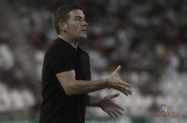 """Luis Carrión: """"El de mañana es el partido más determinante"""""""