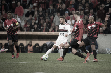 Com mistério na escalação, Flamengo recebe Goiás em Maracanã lotado