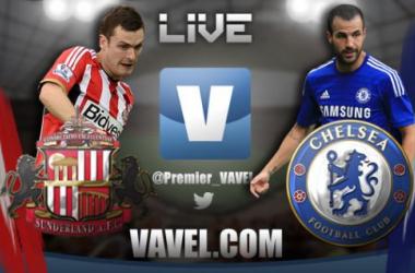 Diretta Sunderland - Chelsea, risultati live della Premier League