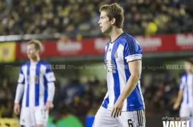 Iñigo Martínez podría despertar el interés del Athletic si sale Laporte. Fuente: Mª José Segovia ! Vavel