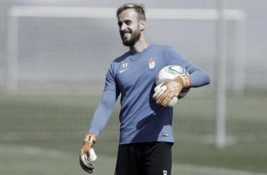 El Granada ya tiene sustituto para Rui Silva y es Aarón Escandell
