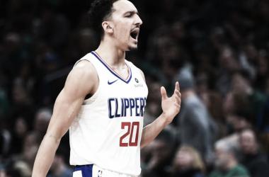 Landry Shamet, seísmo en los Clippers