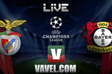 Benfica x Bayer Leverkusen