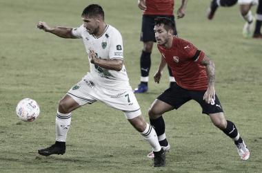 Independiente vs Sarmiento. Copa de la Liga 2021