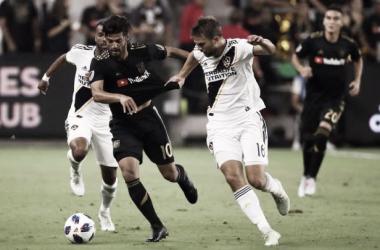 'Tráfico' de goles en Los Angeles
