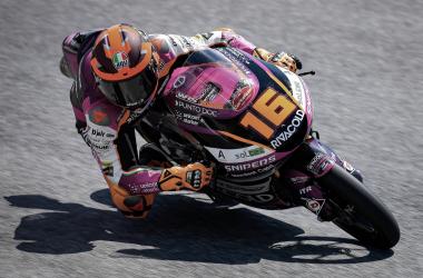 Andrea Migno, GP Oakley de Italia / Fuente: motogp.com