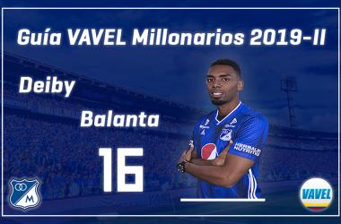Análisis VAVEL, Millonarios 2019-II: Deivy Balanta