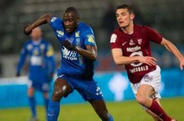 Le FC Metz a concédé le nul face à Créteil