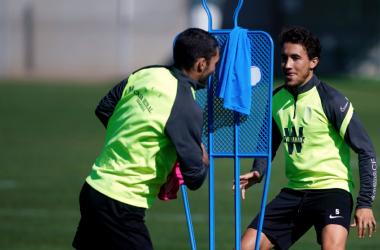 El Granada CF ya se prepara para recibir al Barça con Luis Milla