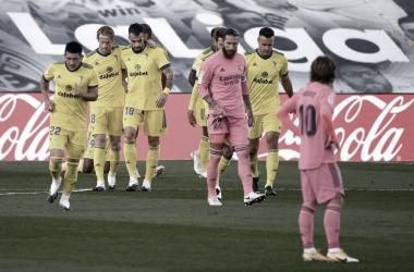 Jugada del gol | Foto: Real Madrid CF