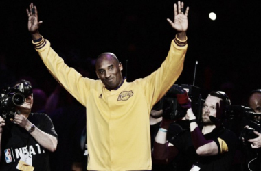 """Kobe Bryant: """"No se puede escribir una historia mejor"""""""
