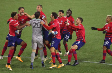 FC Dallas defeat Portland Timbers in enthralling penalty kick shootout