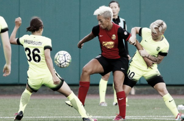 The NWSL boast some of the world's best players (photo courtesy of Western New York Flash)
