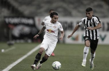 Duelo do primeiro turno terminou em vitória do Galo (Foto: Divulgação/RB Bragantino)