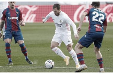 Previa Levante UD - Real Madrid: en busca del pleno