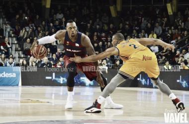 El FC Barcelona Lassa despide a Joey Dorsey