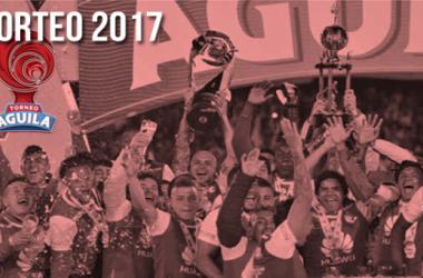 Resultado Sorteo Fútbol Colombiano 2017