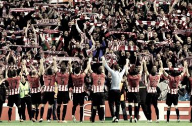 Día del reportaje. Athletic Club, 2012. Del sueño a la pesadilla. Foto: Athletic Club.