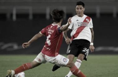 El último enfrentamiento el Bicho ganó 1-0 en el Monumental. (Foto: web)