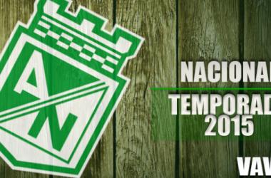 Guía VAVEL Liga Águila 2015-I: Atlético Nacional