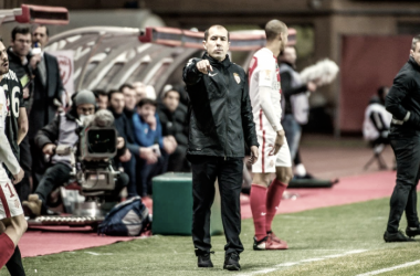 O Mónaco de Leonardo Jardim está em 1º lugar da Liga francesa // Foto: Facebook do AS Monaco