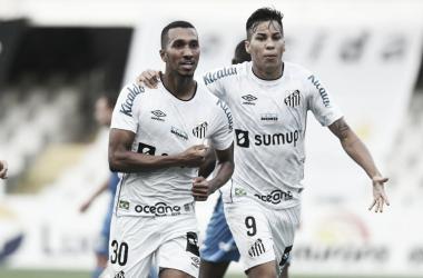 Gols e melhores momentos Santos 2 x 0 São Bento pelo Campeonato Paulista