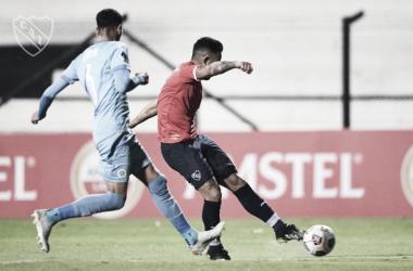 Con un agónico empate, Independiente se lleva un punto a casa