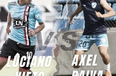 Cara a cara: Luciano Nieto vs. Axel Paiva