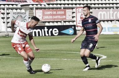Efrentamiento entre Guillermo Brown y Deportivo Morón