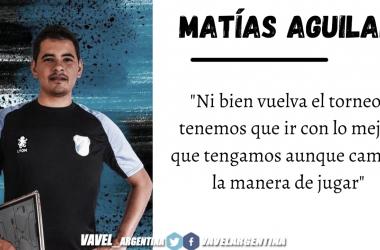 Matías Aguilar: ''El futsal está rumbo a la profesionalización''