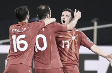 Foto: Macedonia del Norte FC