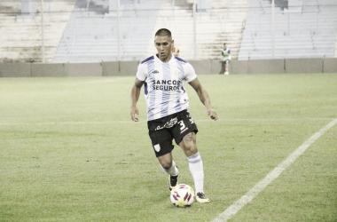 Roque Ramírez - lateral izquierdo de Atlético Rafaela.