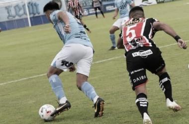 El último partido donde fueron locales los Leones se dio cuando recibieron a Chacarita Juniors para luchar por la fecha 9. El resultado fue un empate.