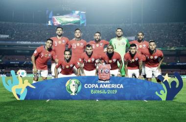 Comienza la copa para Chile con una nueva ilusión