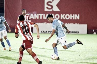 Interesante encuentro entre San Martin de Tucuman y Estudiantes de Rio Cuarto.<div>Fuente: Prensa Estudiantes Rio IV.</div>
