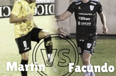 Martín Batallini vs. Facundo Pumpido