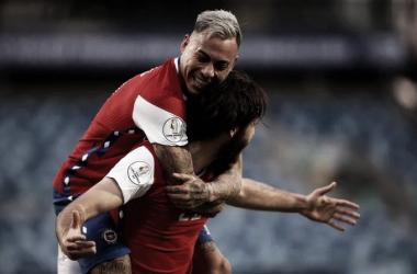 Foto: Selección de Chile.
