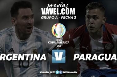 Argentina-Paraguay: En busca de los tres puntos