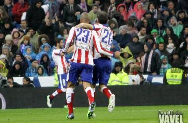 Atlético - Granada: torres más altas han caído
