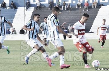 Deportivo Morón 1-2 Almagro