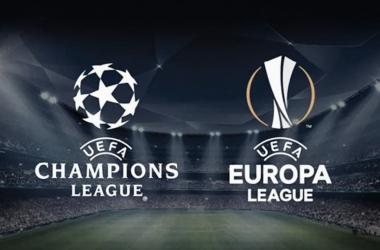TODO LISTO. En abril volverá la acción en la Champions y Europa League. Foto: Web