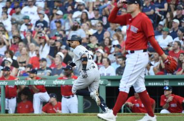 Resumen y Carreras: New York Yankees 8-3 Boston Red Sox en MLB 2021