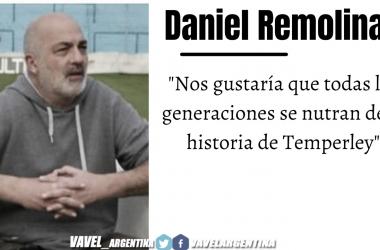 Daniel Remolina: ''Casi todos los días tenemos más de un suceso importante para contar''