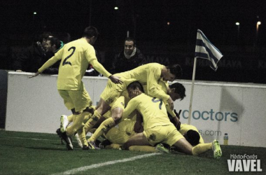 Villarreal B 2014/2015 (Foto: Héctor Farrés | VAVEL).