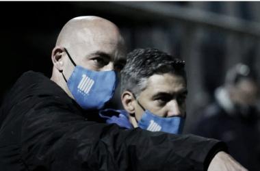 "Méndez: ""No merecimos perder este partido"""