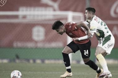 Independiente y Defensa no se sacaron ventajas (Foto: CAI Oficial).