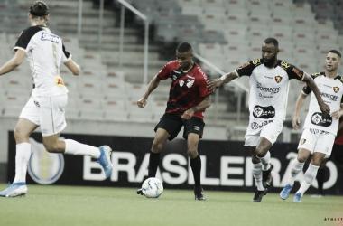 Melhores momentos para Athletico-PR 0X0 Sport pelo Campeonato Brasileiro
