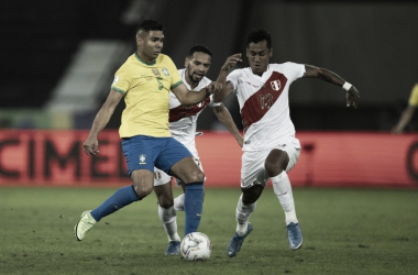 Goals and Highlights: Brazil 2-0 Peru in 2022 World Cup Qualifiers