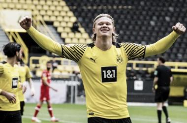 Goals and Highlights: Bayer Leverkusen 3-4 Borussia Dortmund in Bundesliga