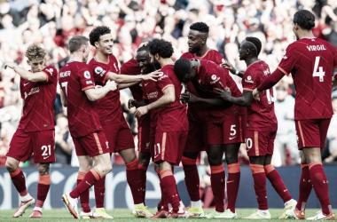 Gols e melhores momentos para Norwich 0x3 Liverpool pela Copa da Liga Inglesa
